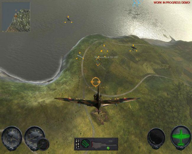 Combat Wings: Battle of Britain  Archiv - Screenshots - Bild 14
