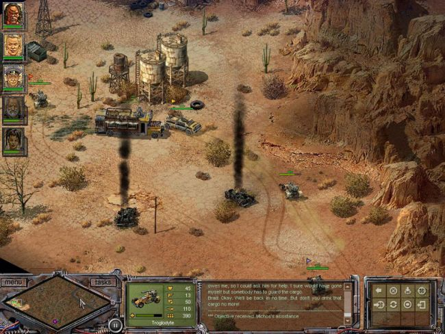 Desert Law  Archiv - Screenshots - Bild 3