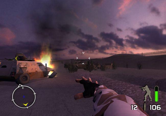 Delta Force: Black Hawk Down - Team Sabre  Archiv - Screenshots - Bild 9