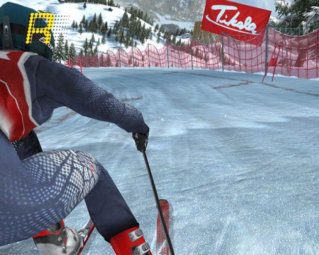 Ski Alpin Racing 2007 - Bode Miller vs. Hermann Maier  Archiv - Screenshots - Bild 15