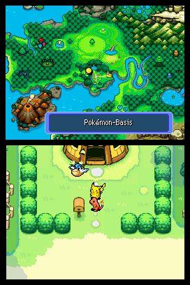 Pokémon Mystery Dungeon: Blue Rescue Team (DS)  Archiv - Screenshots - Bild 23