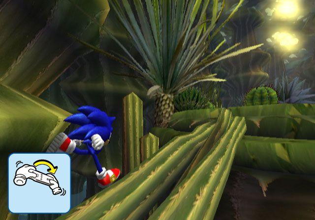 Sonic und die geheimen Ringe  Archiv - Screenshots - Bild 39