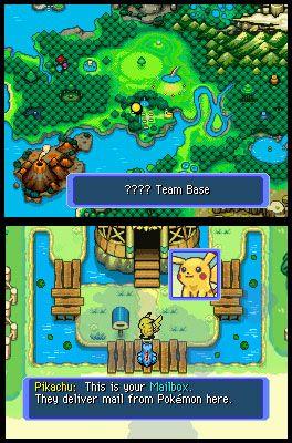 Pokémon Mystery Dungeon: Blue Rescue Team (DS)  Archiv - Screenshots - Bild 15