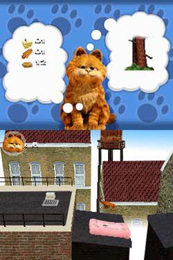 Garfield 2 (DS)  Archiv - Screenshots - Bild 7