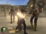 God Hand  Archiv - Screenshots - Bild 6