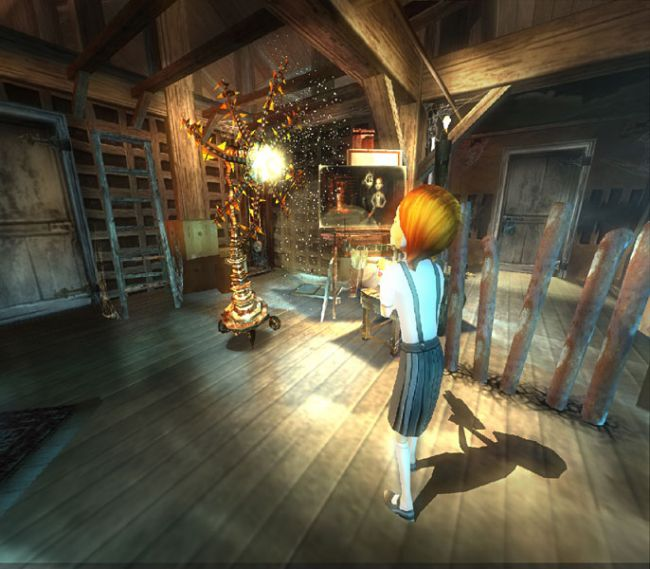 Monster House  Archiv - Screenshots - Bild 2