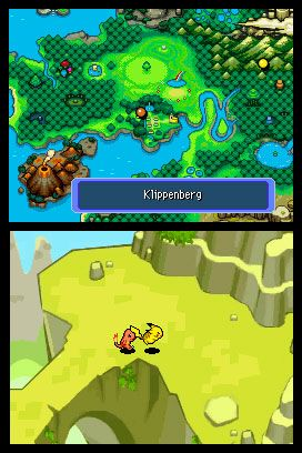 Pokémon Mystery Dungeon: Blue Rescue Team (DS)  Archiv - Screenshots - Bild 22