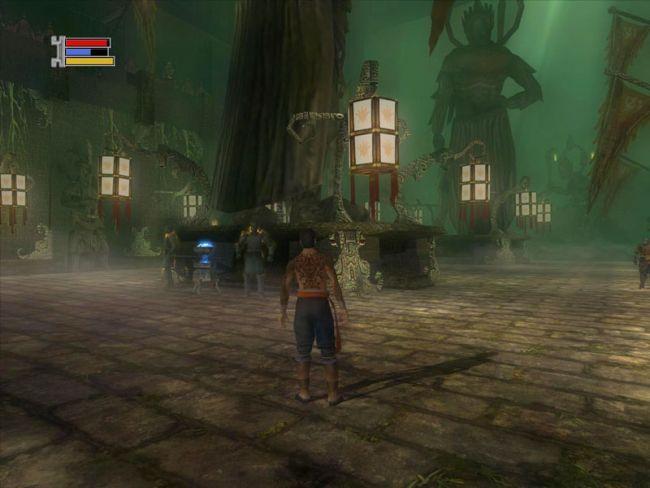 Jade Empire: Special Edition  Archiv - Screenshots - Bild 90