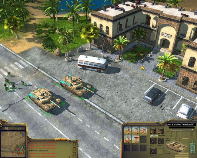 Warfare  Archiv - Screenshots - Bild 16