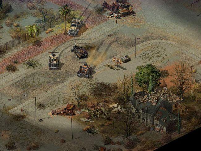 Desert Law  Archiv - Screenshots - Bild 2