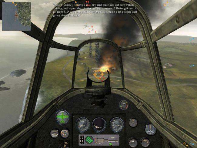 Combat Wings: Battle of Britain  Archiv - Screenshots - Bild 9