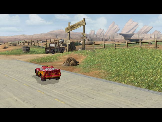 Cars: Abenteuer in Radiator Springs  Archiv - Screenshots - Bild 5