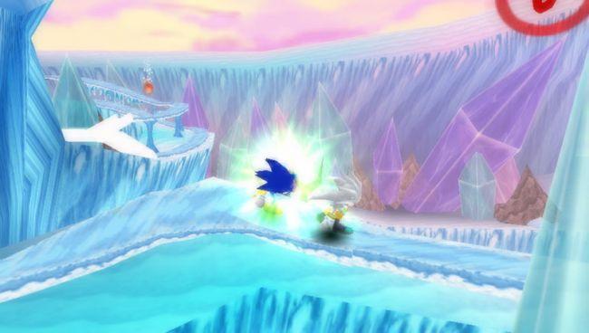 Sonic Rivals (PSP)  Archiv - Screenshots - Bild 19