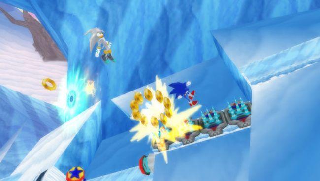 Sonic Rivals (PSP)  Archiv - Screenshots - Bild 17