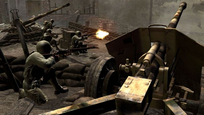 Call of Duty 3  Archiv - Screenshots - Bild 7