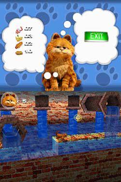 Garfield 2 (DS)  Archiv - Screenshots - Bild 5