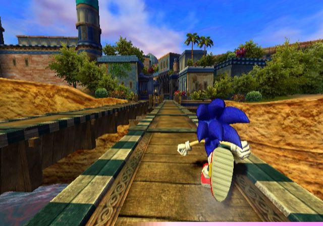 Sonic und die geheimen Ringe  Archiv - Screenshots - Bild 25
