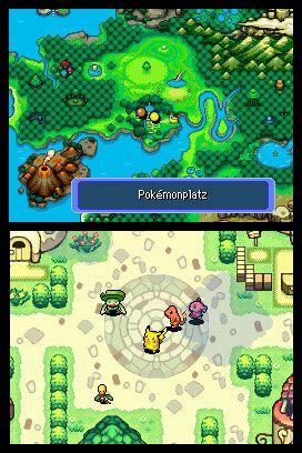 Pokémon Mystery Dungeon: Blue Rescue Team (DS)  Archiv - Screenshots - Bild 18