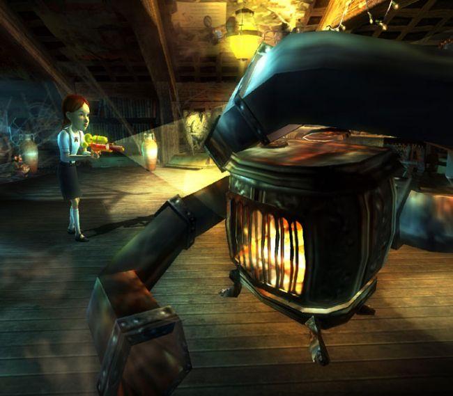 Monster House  Archiv - Screenshots - Bild 3