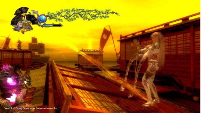 Genji: Days of the Blade  Archiv - Screenshots - Bild 10
