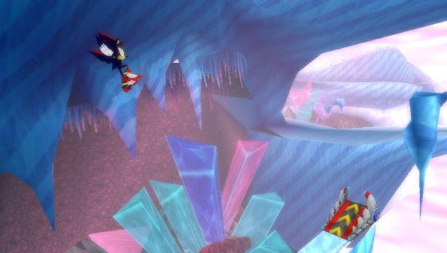 Sonic Rivals (PSP)  Archiv - Screenshots - Bild 9