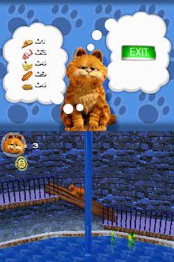 Garfield 2 (DS)  Archiv - Screenshots - Bild 4