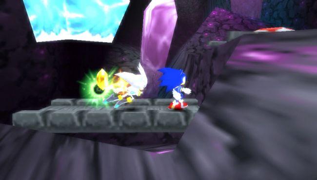 Sonic Rivals (PSP)  Archiv - Screenshots - Bild 15