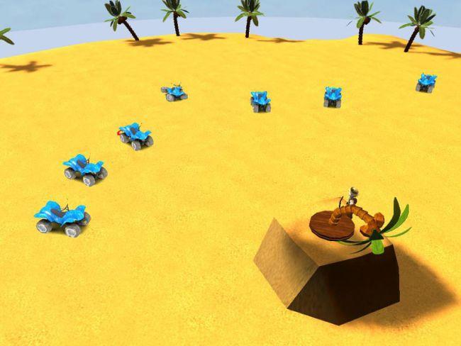 DreamCube  Archiv - Screenshots - Bild 10