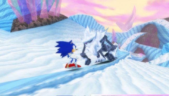 Sonic Rivals (PSP)  Archiv - Screenshots - Bild 16