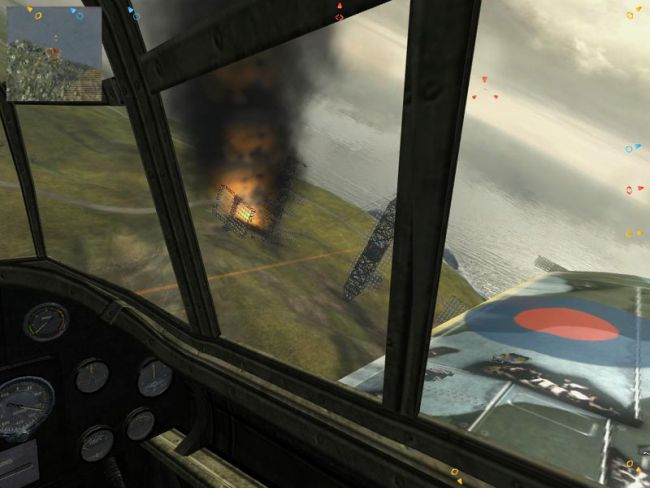 Combat Wings: Battle of Britain  Archiv - Screenshots - Bild 8