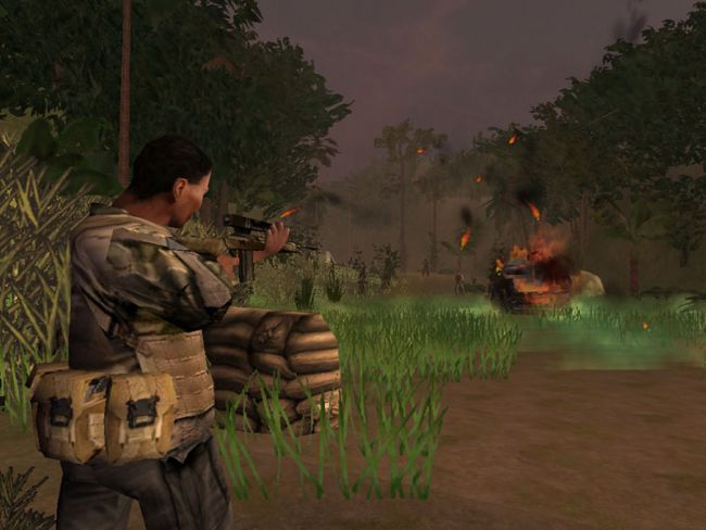 Delta Force: Black Hawk Down - Team Sabre  Archiv - Screenshots - Bild 11