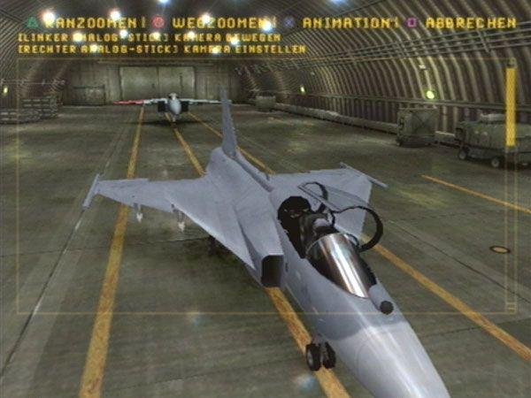 Ace Combat Zero: The Belkan War  Archiv - Screenshots - Bild 3