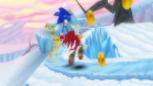 Sonic Rivals (PSP)  Archiv - Screenshots - Bild 23