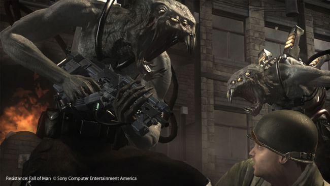 Resistance: Fall of Man  Archiv - Screenshots - Bild 20