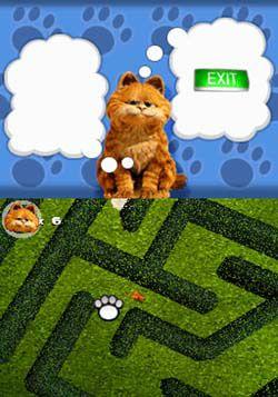 Garfield 2 (DS)  Archiv - Screenshots - Bild 3