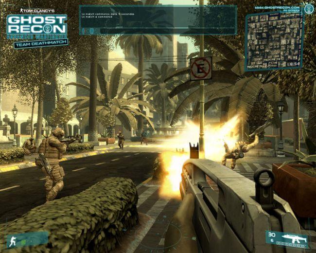 Ghost Recon: Advanced Warfighter  Archiv - Screenshots - Bild 3