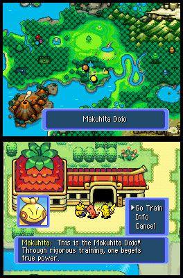 Pokémon Mystery Dungeon: Blue Rescue Team (DS)  Archiv - Screenshots - Bild 8