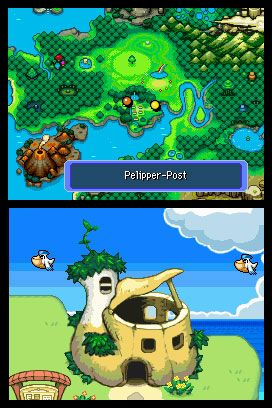 Pokémon Mystery Dungeon: Blue Rescue Team (DS)  Archiv - Screenshots - Bild 24
