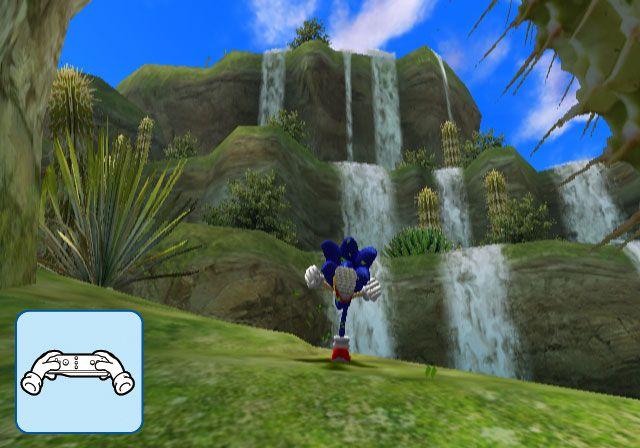 Sonic und die geheimen Ringe  Archiv - Screenshots - Bild 37