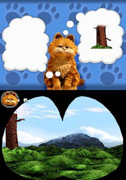 Garfield 2 (DS)  Archiv - Screenshots - Bild 9