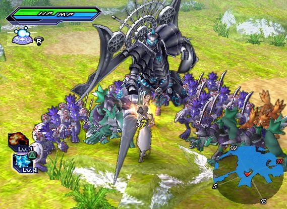 Shining Force EXA   Archiv - Screenshots - Bild 3