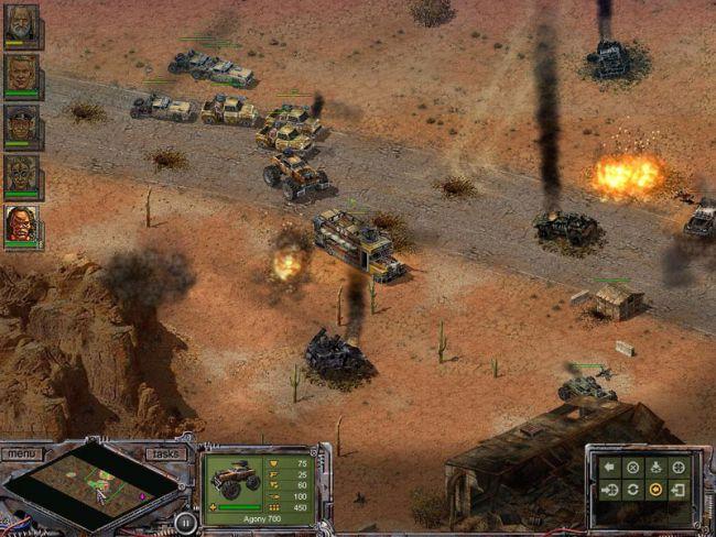 Desert Law  Archiv - Screenshots - Bild 4
