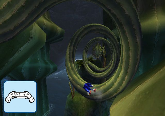 Sonic und die geheimen Ringe  Archiv - Screenshots - Bild 36