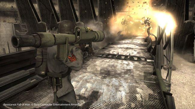 Resistance: Fall of Man  Archiv - Screenshots - Bild 18