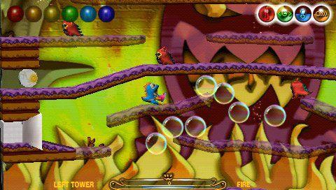 Bubble Bobble Evolution (PSP)  Archiv - Screenshots - Bild 19