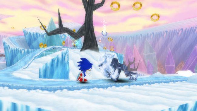 Sonic Rivals (PSP)  Archiv - Screenshots - Bild 20