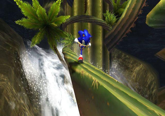 Sonic und die geheimen Ringe  Archiv - Screenshots - Bild 29