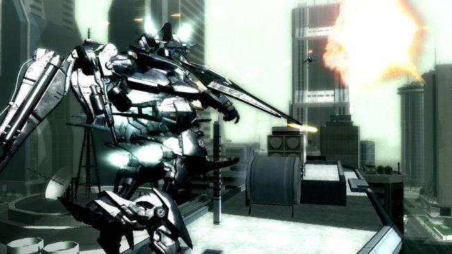 Armored Core 4  Archiv - Screenshots - Bild 35