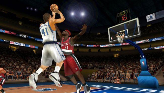 NBA Live 07 (PSP)  Archiv - Screenshots - Bild 9