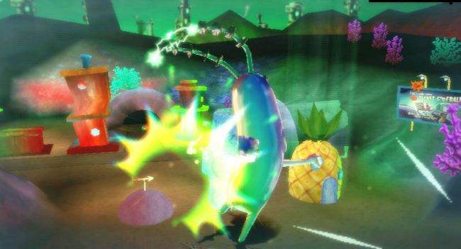 SpongeBob Squarepants: Creature from the Krusty Krab  Archiv - Screenshots - Bild 14